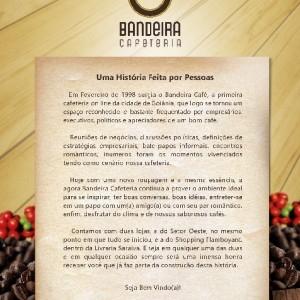 Portfólio Bruno Lopes - Bandeira Cafeteria