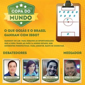 Comunicação APP Goiás