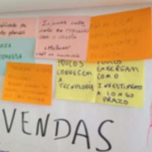 Design Thinking para a BRS Energia